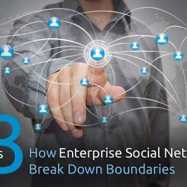 Enterprise Social Networks Break Down Boundaries