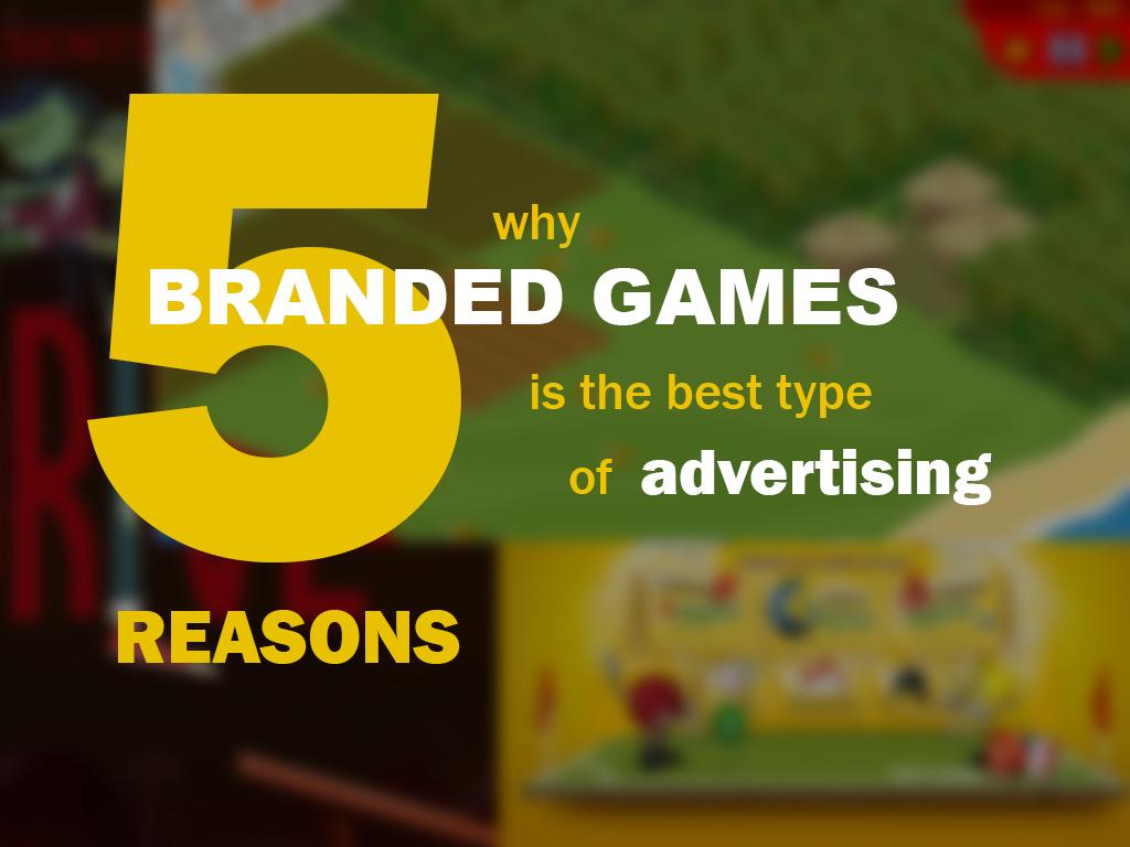 branded games