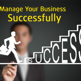 Manage Your Business Successfully